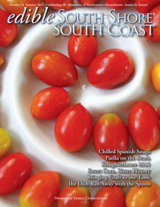 Edible South Shore Summer 2015