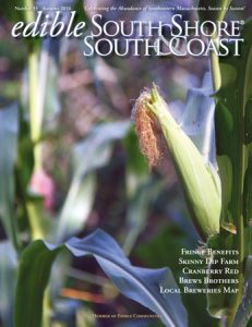 Edible South Shore Fall 2016 Cover