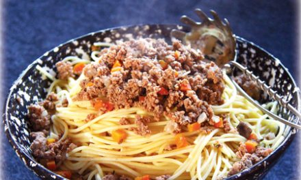 BOLOGNESE SAUCE FROM FARM & COAST MARKET