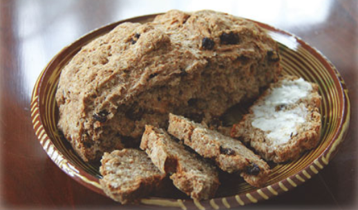 One Loaf of Soda Bread…HOLD THE BLARNEY