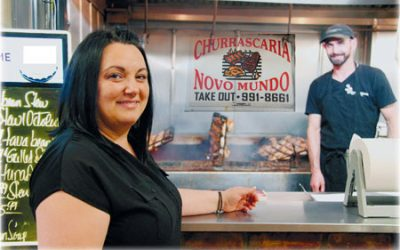 Churrascaria Novo Mundo • New Bedford