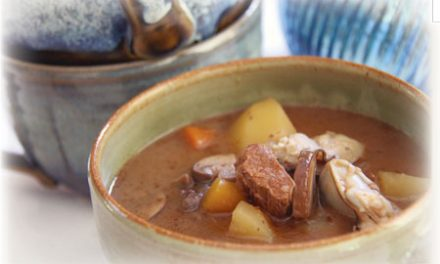 Cooking Local: Irish Beef Stew