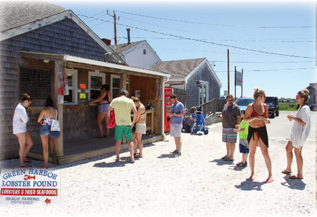 Clam Shack Season in Southeastern Massachusetts