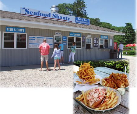 Clam Shacks – The Seafood Shanty In Bournedale