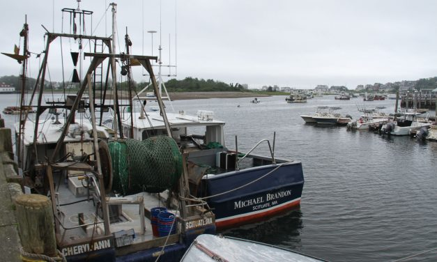 Scituate Scene – A Fisherman's Tale and Mullaney's Market
