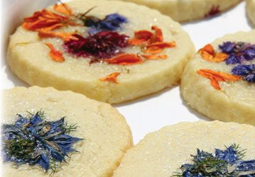 Botanical Sugar Cookies by Weatherlow Farms