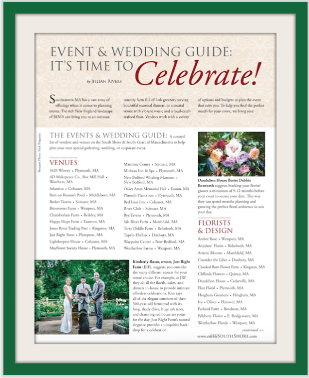 Event & Wedding Guide