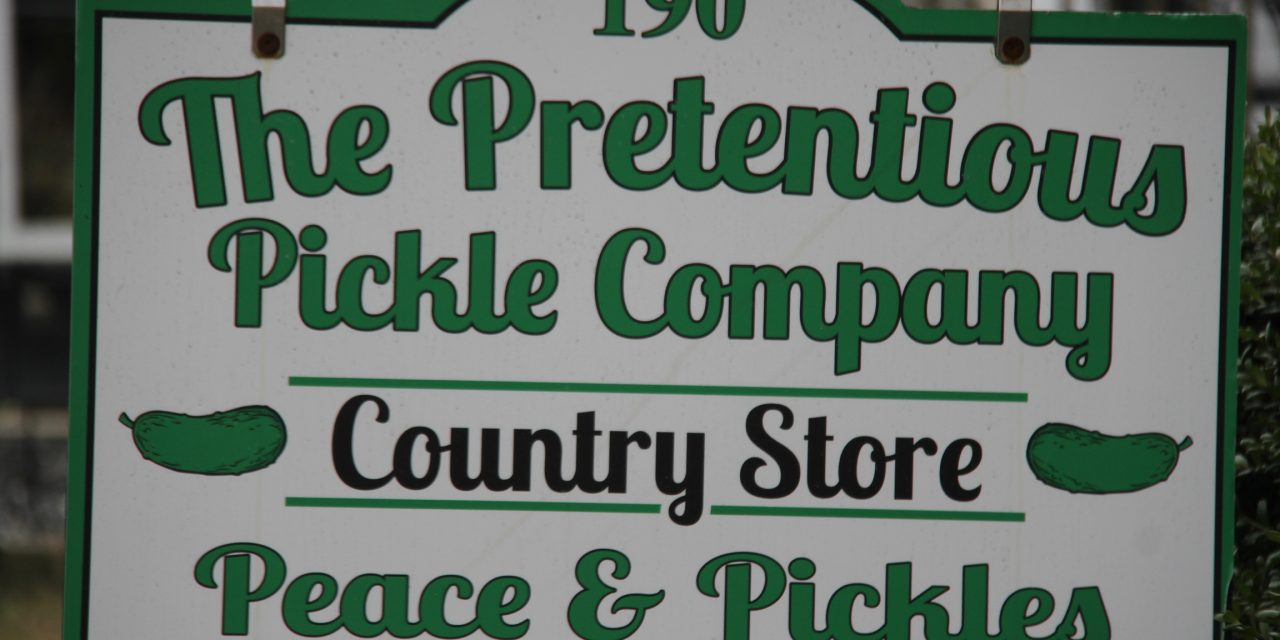 Pretentious Pickle Company