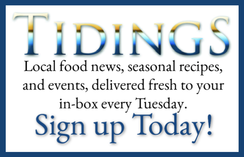 Tidings sign up
