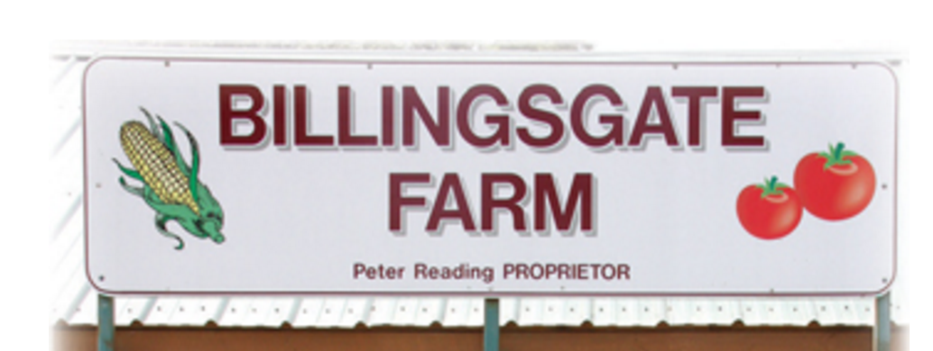 """Trusting"" The Local Farmer : Billingsgate Farm"